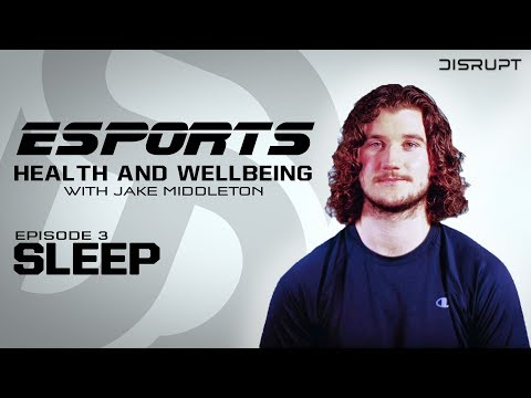 Esports Training Series: How Much Sleep Do You Need In Esports?
