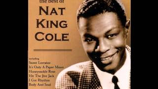 Nat King Cole --- Answer Me My Love (stereo, best version)