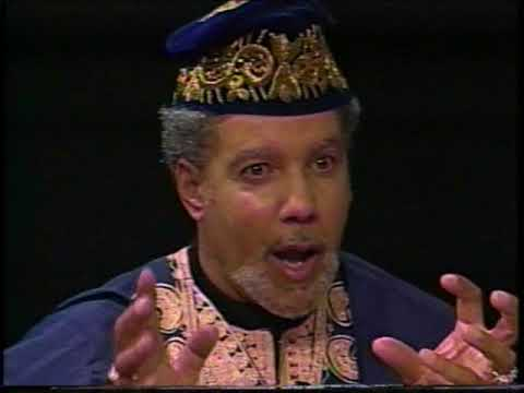 Dr. Oba T'Shaka: Return of the African Principle of Male/Female Equality | 1994