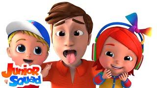Funny Face Song | Ha Ha Song | Nursery Rhymes & Kids Songs