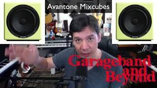 Home Recording Studio Monitors - Why You Should Have More Than 1 Set: iLouds, Avantone Mixcubes