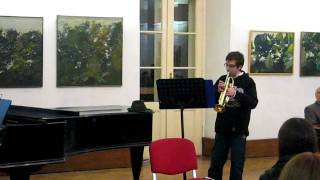 Trumpet Ave Maria  by Luka