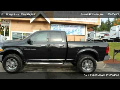 2011 Dodge Ram 1500 1500 4x4 Lifted For Sale In Bonney