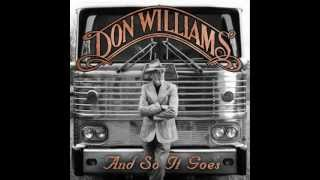 Don Williams-Better Than Today [released  2012]