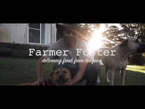 Farmer Foster - Delivering fresh from the farm