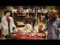 The Haunted Hotel IMG World of Adventure Dubai UAE. Latest Review 2017