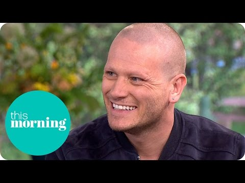 Emmerdale's Matthew Wolfenden On Shaving Off His Hair  This Morning