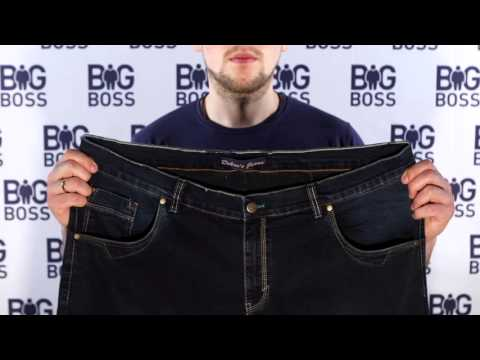 Видео инструкция на тему, как правильно подобрать размер джинсов мужских или штанов.