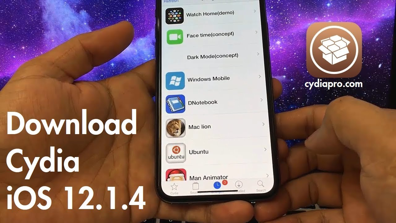 Download Cydia iOS 12 4 - iOS 9 [100% Free] with CydiaPro