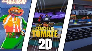 2D - Fortnite Creaciones Tomate - Episodio 14