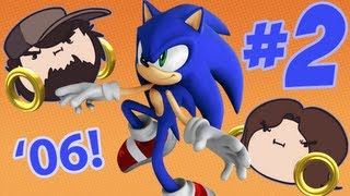 Sonic '06: Superman 64 - PART 2 - Game Grumps(Rings are great. I love rings. Click to Subbyscribey ▻ http://bit.ly/GrumpSubscribe Next Episode ..., 2012-11-03T18:00:19.000Z)
