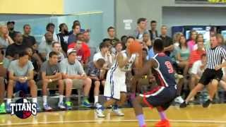 Issac Asrat Can REALLY SHOOT! Official Texas Titans Summer Mix!