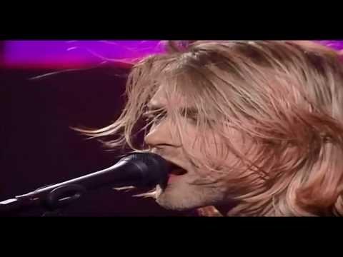 "Nirvana-Sliver ""Live & Loud MTV 93"" HD"