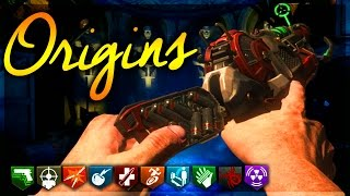"""💣DLC 5 """"ZOMBIES CHRONICLES"""" PREPARATION💣~ (ORIGINS """"DLC 5"""" WEAPONS ONLY CHALLENGE)"""