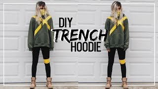 Baixar DIY TRENCH JACKET TWENTY ONE PILOTS | FAITH ROBERTSON