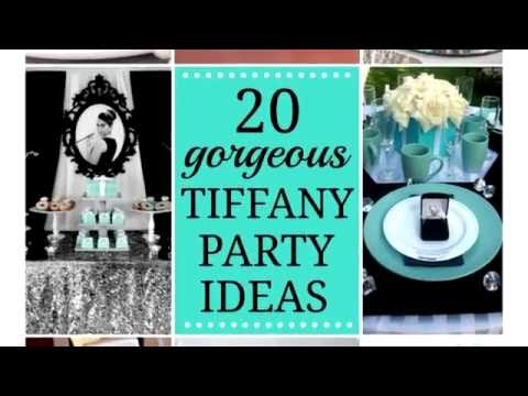Top Breakfast At Tiffanys Party Ideas