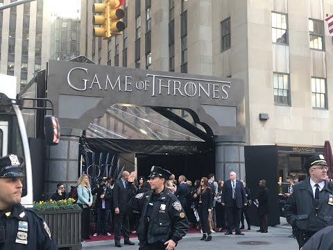 Game Of Thrones - Season 8 Premiere