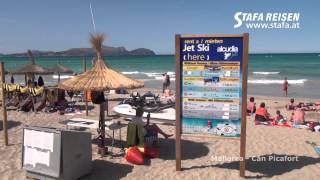 Gambar cover STAFA REISEN Reisevideo: Can Picafort, Mallorca, Spanien