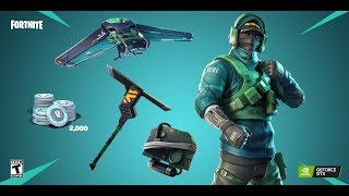 How to Obtain and Redeem NVIDIA PACK Code +2000pavos at FORTNITE 2019