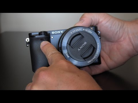 Sony a6000: A Guided Tour of the Sony a6000 Mirrorless Digital Camera with 16-50mm Kit Lens