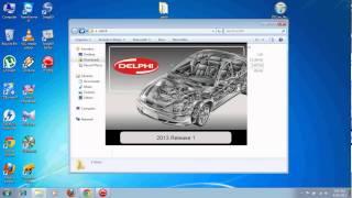 Repeat youtube video Activare Delphi/Autocom 2013.1