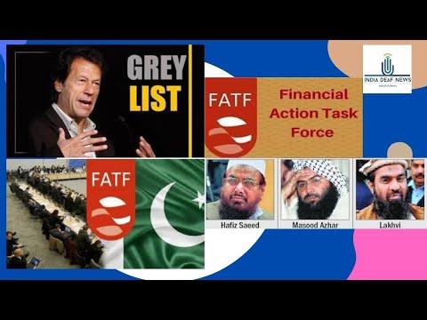 world news 24th Oct: Pakistan to stay on FATF grey list till 2021