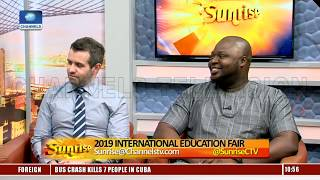 2019 Int'l Education: Make Your Dream Of Foreign Education A Reality |Sunrise|