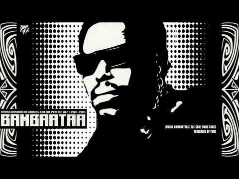 Afrika Bambaataa & The Soul Sonic Force - Renegades of Funk