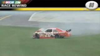 NASCAR Daytona 500 Highlights 2009 (Part 1)