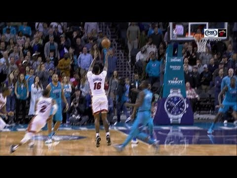 January 20, 2018 - FSS - Miami Heat pull off Miraculous Win Against Charlotte Hornets in the 4th Q