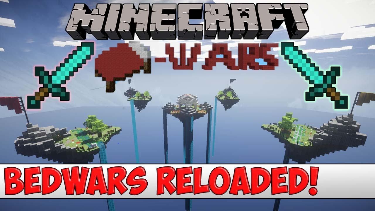 Minecraft Plugin Tutorial - Bedwars Reloaded - YouTube