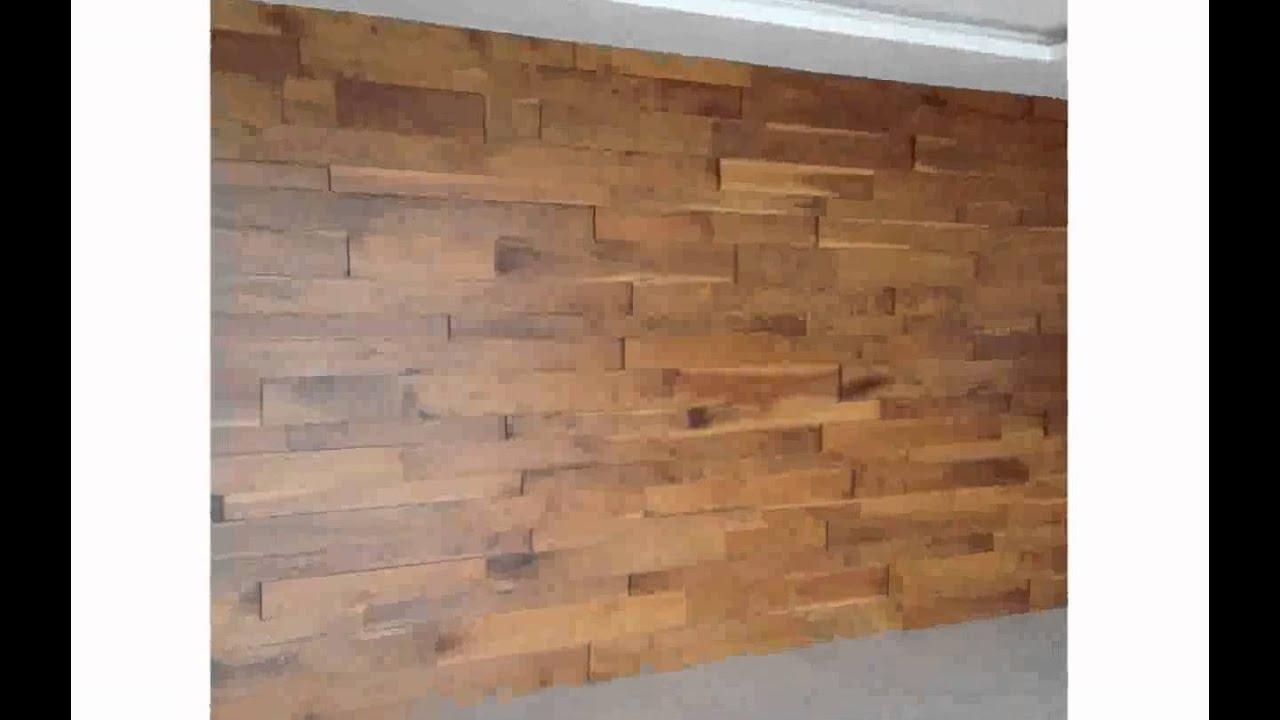 Wood Wall Decor - YouTube