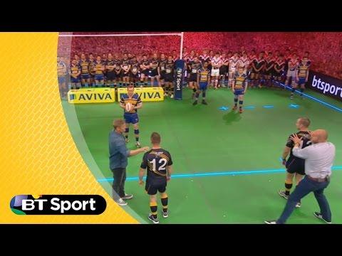 Iain Balshaw masterclass: Bath's running lines | Rugby Tonight