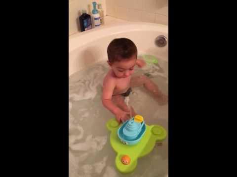 Best Bath Toy  baby mark with Yookidoo