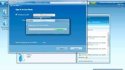 Sync your PCs and control them remotely with Windows Live Mesh
