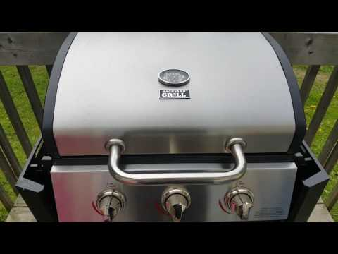 Backyard Grill Review With Self Cleaning!!! Must Watch!!! Please Share!!!
