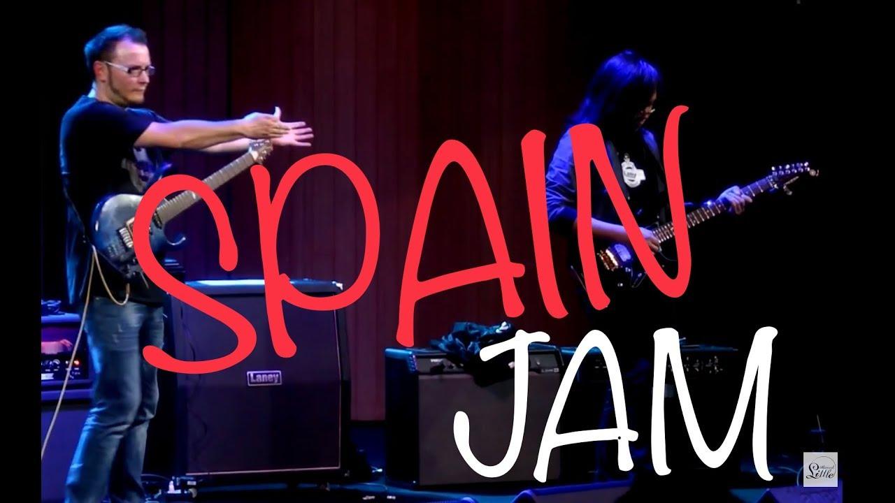 Spain Jam Tom Quayle Jack Thammarat Youtube