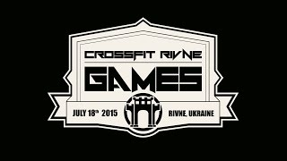 СrossFit Rivne Games 2015