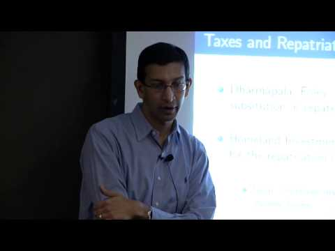 Topic 8: Corporate Taxation Part 4 | Economics 2450A: Public Economics