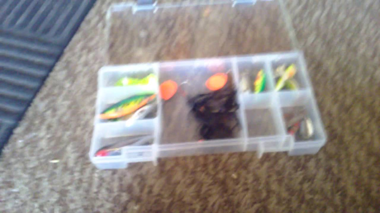Fishing Life Hacks Pt 1 And Tackle Box Update