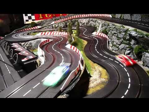 Carrera Digital 132 Slot Car Racing at Wolf Creek 2016