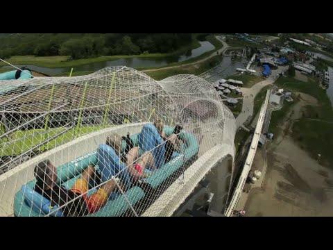 Boy Dies on Water Park Slide - YouTube