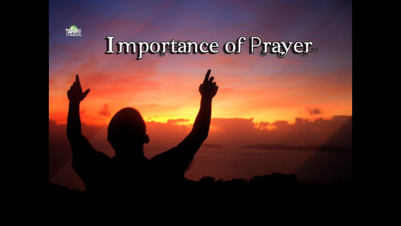 the preference and need for prayer Some believe in the healing power of prayer and feel that physicians should   several studies have examined issues regarding the spiritual preferences of.