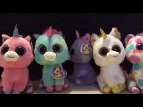253d0b90d4e Beanie Boo Unicorn Dance - YouTube
