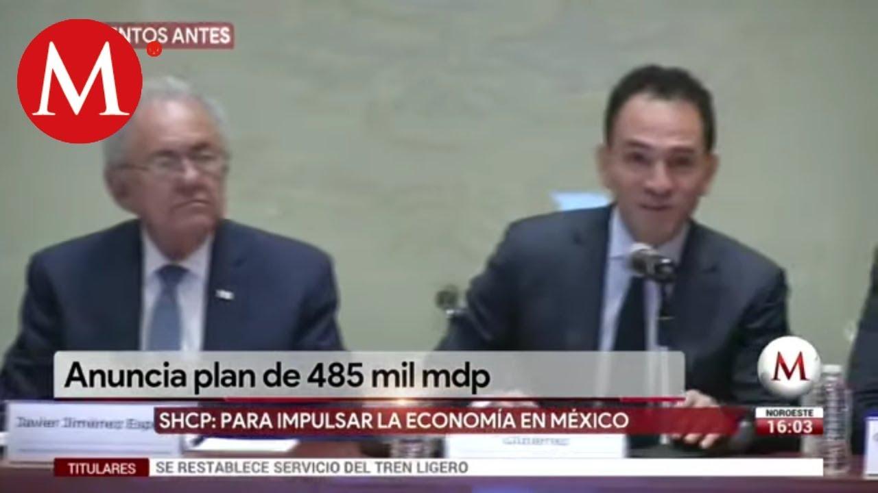 Hacienda impulsará la economía en México