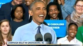 President Obama DESTROYS Alex Jones