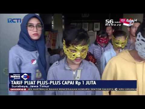Polisi Grebek Tempat Spa Di Surabaya, 6 Wanita Diduga Beri Jasa Prostitusi Diamankan - SIM 19/02
