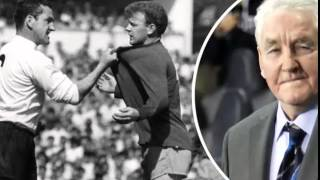 Dave Mackay Scotland and Tottenham legend dies aged 80
