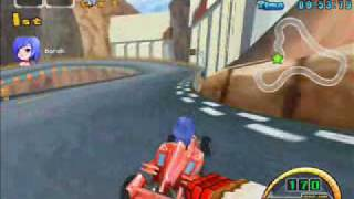 Crazy Kart slowest FRM