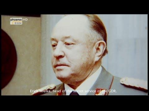 Goodbye DDR - Mielke and Freedom